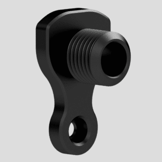 Silencer adapter for Walther CP88
