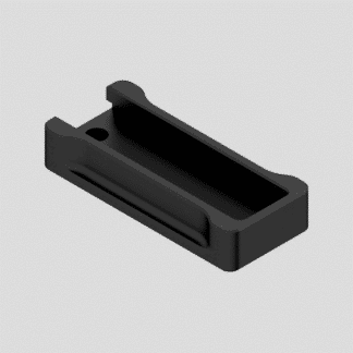 Magazine base plate for CZ 455/452 aluminum