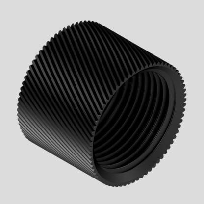 M13.5X1 LH thread protector for pistol