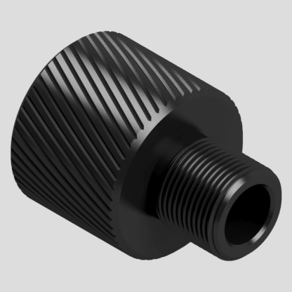 Silencer adapter M24x1.5 to thread of your choice