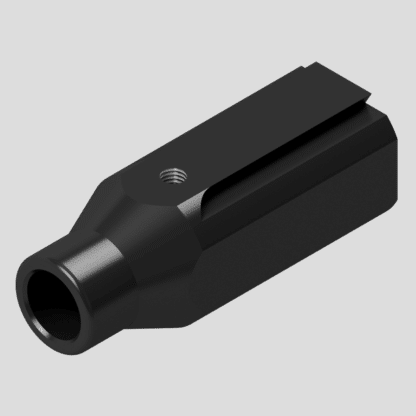 11 mm front sight dovetail adapter for Crosman 2240