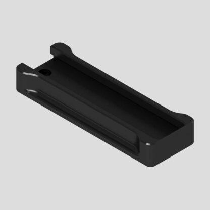 Talon de chargeur pour CZ 455/457/512 en alu - calibres magnum